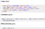 RequestDispatcher方法和Servlet <font>教程</font>